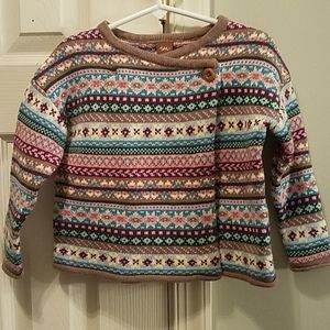 NWOT Tea Collection Sweater